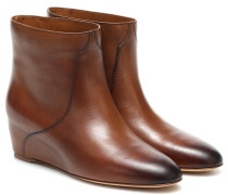 Ankle Boots Gorkin aus Leder