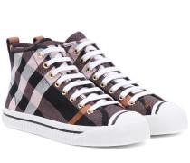 Karierte Sneakers Kilbourne