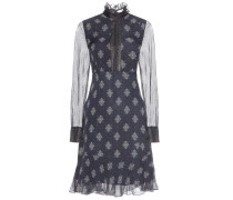 Kleid Kendra aus Seidenchiffon