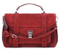 Exklusiv bei mytheresa.com – Tasche PS1 Medium aus Veloursleder