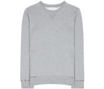 Verziertes Sweatshirt Rockstud