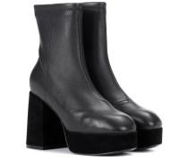 Ankle Boots Carmen aus Leder