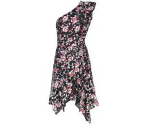 Asymmetrisches Kleid Parlam aus Brokat