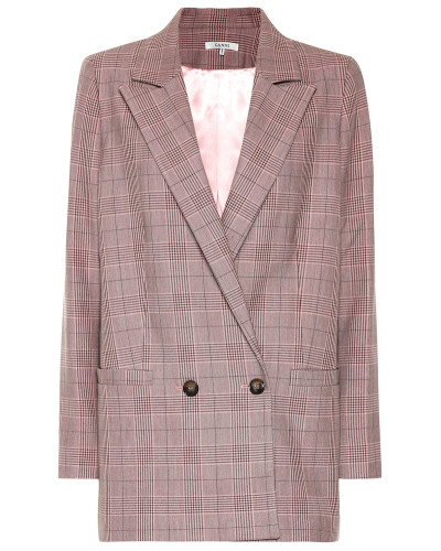 Karierter Blazer Suiting