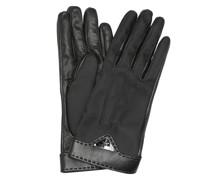 Handschuhe aus Leder und Nylon