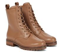 Ankle Boots New Meribel aus Leder
