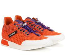 Sneakers aus Strick