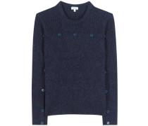 Pullover aus einem Alpaka-Wollgemisch
