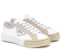 Sneakers Wheel aus Canvas