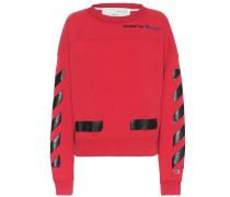X Champion Sweatshirt aus Baumwolle