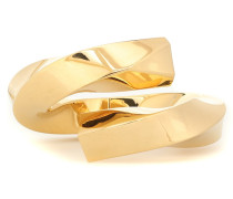 Vergoldeter Armreif aus Sterlingsilber