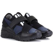 Sneakers Astral mit Leder
