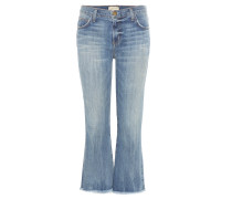 The Cropped Flip Flop Jeans