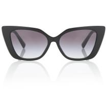 Cat-Eye-Sonnenbrille VLOGO
