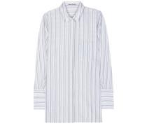 Baumwollhemd Bai mit Streifen