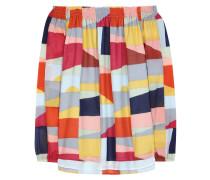 Bedruckte Bluse Ariane aus Baumwolle