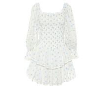 Minikleid Raelynn aus Baumwolle