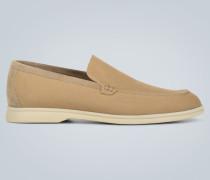 Leinen-Loafers Summer Walk