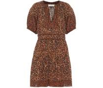 Minikleid Mariana aus Baumwolle