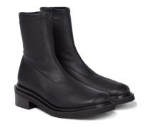 Ankle Boots Kah aus Leder
