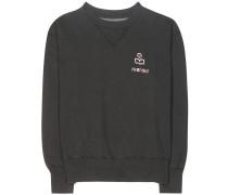 Sweatshirt Blow aus einem Baumwollgemisch