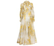 Robe Botanica aus Baumwolle