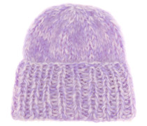 Mütze Julliard aus Mohair und Wolle