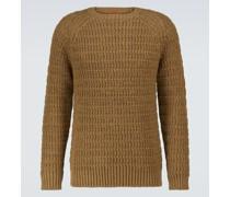 Pullover Golena aus einem Wollgemisch