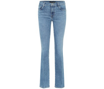 Mid-Rise Flared Jeans Sallie