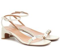 Sandalen Perla aus Leder