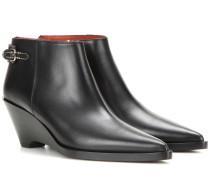 Ankle Boots Carrie aus Leder