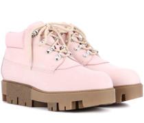 Exklusiv bei mytheresa.com – Ankle Boots Tinne aus Leder