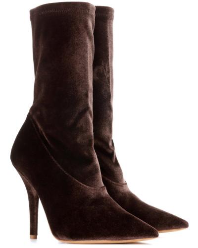 Stiefel aus Samt (SEASON 5)
