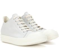 DRKSHDW Sneakers mit Leder