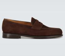 Loafers Lopez aus Veloursleder