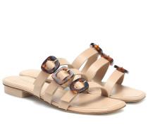 Sandalen Tallulah aus Leder