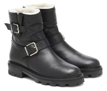 Ankle Boots Youth ll aus Leder