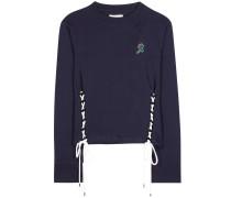 Sweatshirt Leighton aus Baumwolle