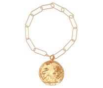 Vergoldetes Armband Il Leone