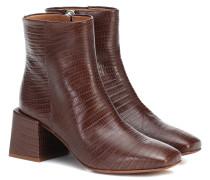 Ankle Boots Lazaro aus Leder