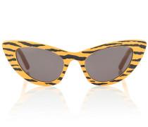Cat-Eye-Sonnenbrille New Wave SL 213