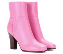 Garavani Ankle Boots Lovestud aus Leder