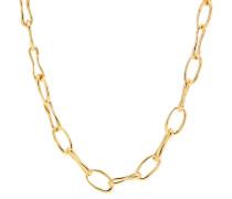 Vergoldete Halskette Roman aus Sterlingsilber
