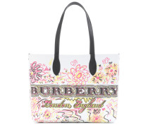 Bedruckter The Doodle Medium Shopper