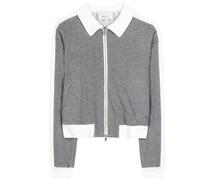 Sweaterjacke