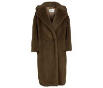 Mantel Tedgirl aus einem Alpakagemisch