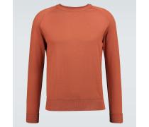 Raglan-Sweatshirt aus Baumwolle