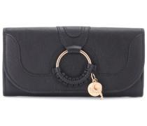 Portemonnaie Hana Long aus Leder
