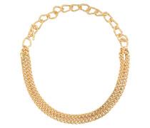 Vergoldete Halskette Fatima