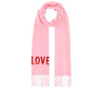 Schal aus Seide und Cashmere